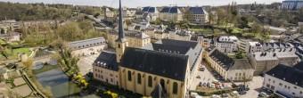Co szósty (statystyczny) Luksemburczyk ma adres w domenie krajowej