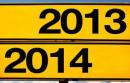 Silne wzrosty, słabe spadki – podsumowanie roku 2013 na rynku domen