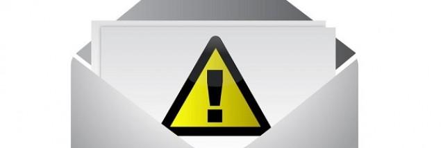 NASK ostrzega przed fałszywymi e-mailami
