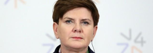 Premier Beata Szydło nie zabezpieczyła domeny z własnym nazwiskiem?