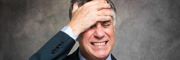Znany polityk zapomniał o rejestracji domeny swojej partii